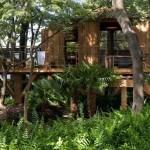 O preço de uma casa na árvore depende do tamanho da construção (Foto: Divulgação)