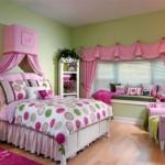 Combinação do rosa com o verde. (Foto:Divulgação)