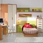 O quarto de menina não precisa ser sempre rosa. (Foto:Divulgação)