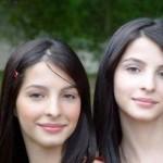 Giselle Batista interpretou irmãs gêmeas em 2007. (Foto:Divulgação)