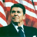 O ex-presidente Ronal Reagan é um dos famosos que sofreu Alzheimer (Foto: divulgação).