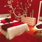 No quarto de casal, use cores que os dois gostem (Foto: Divulgação)