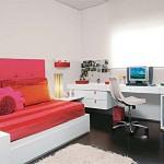 No quarto das crianças a roupa de cama pode dar um colorido diferente (Foto: Divulgação)