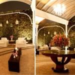 Ambiente aconchegante, romântico e receptivo. (Foto:Divulgação)