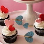 Cupcakes decorados para festa de 15 anos. (Foto:Divulgação)