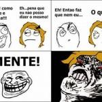 Mentindo na cantada (Foto: Divulgação)