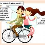 Confundindo a moça (Foto: Divulgação)