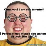 Cantada nerd (Foto: Divulgação)