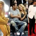 Beyoncé com seu marido (Foto: Divulgação)