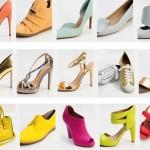 Tendências em calçados, verão 2013: cores, modelos