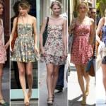 Os vestidos são perfeitos para usar durante o dia. (Foto:Divulgação)