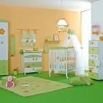 Ursinho Pooh e sua turma na decoração do quarto infantil. (Foto:Divulgação)