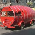 Carro barril (Foto: Divulgação)