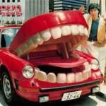 Carro dentadura (Foto: Divulgação)
