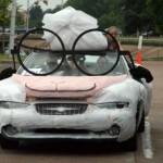 Carro para aqueles que têm problemas de visão (Foto: Divulgação)