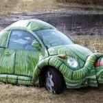 Carro tartaruga (Foto: Divulgação)