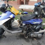 Equipando a moto (Foto: Divulgação)