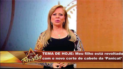 Os temas do programa apresentado por Christina Rocha viraram piada na internet (Foto: Divulgação)