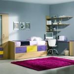 Coloque os móveis de um modo que o espaço disponível do quarto seja melhor aproveitado (Foto: Divulgação)