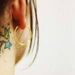 Tatuagem delicada e feminina. (Foto:Divulgação)