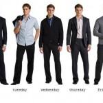 Os traje esporte fino pode ser usado em várias ocasiões e também todos os dias da semana (Foto: divulgação).
