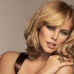 Os cortes de cabelo médio proporcionam muita beleza e elegância ao visual feminino (Foto: divulgação).