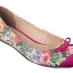 Várias estampas diferentes podem ser encontradas nas sapatilhas florais (Foto: divulgação).