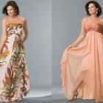 Os vestidos mais soltinhos são os mais indicados (Foto: divulgação).