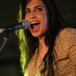 Amy Winehouse no início da carreira. (Foto:Divulgação)