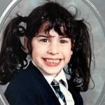 Mais uma imagem da infância de Amy (Foto: divulgação)