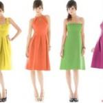 Existem uma cor ideal de vestido para cada tipo de pele (Foto: divulgação).