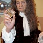 Isaac Newton (Foto: Divulgação)