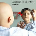 A criança é a face visível do amor. (Foto:Divulgação)