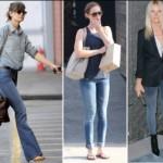 Os jeans clássicos são ótimas opções em todas as estações do ano. (Foto: divulgação)
