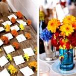 As flores do campo podem ser usadas para diferentes fins na decoração. (Foto:Divulgação)