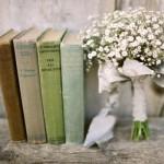 Decoração vintage de casamento combina com flores do campo.  (Foto:Divulgação)