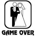 Aos olhos de alguns homens, o casamento é o fim. (Foto:Divulgação)