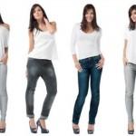 Camiseta e calça jeans é um look básico para festa informal. (Foto:Divulgação)
