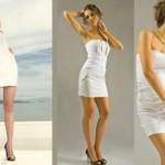Modelos de vestidos mais justinhos. (Foto:Divulgação)
