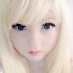 Além de parecer uma bonequinha asiática, ela também se comporta como uma boneca. (Foto:Divulgação)