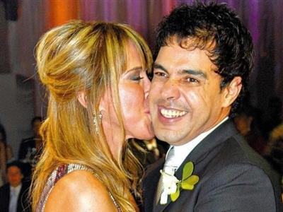 O casal, que ficou junto por três décadas, anunciou a separação em agosto, no Fantástico.