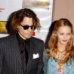 Johnny Depp e Vanessa Paradis. (Foto: Divulgação)
