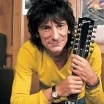Outro famoso roqueiro britânico, o guitarrista Ron Wood, dos Rolling Stones, também é viciado em sexo e já fez até tratamento (Foto: Divulgação)