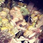 Biscoitinhos com formato de urso. (Foto:Divulgação)