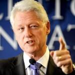 Bill Clinton. (Foto:Divulgação)
