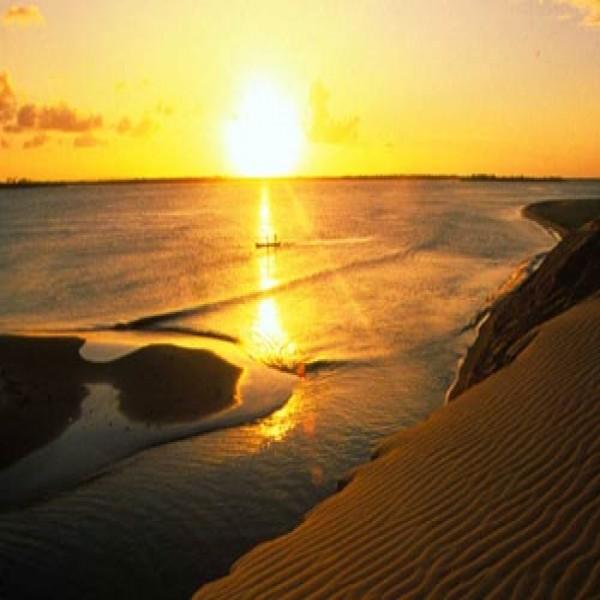 Sergipe tem o pôr do sol mais lindo da região (Foto: Divulgação)