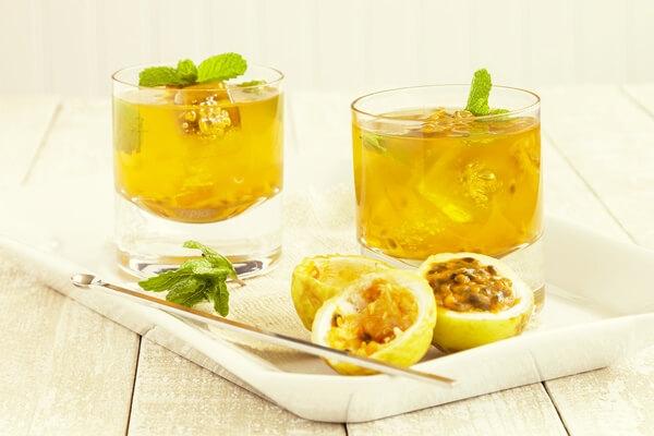 Os chás são excelentes formas de consumo da passiflora. (Foto: divulgação)