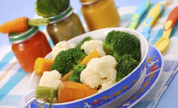 A papinha salgada deve ser feita com legumes variados(Foto Divulgação: MdeMulher)