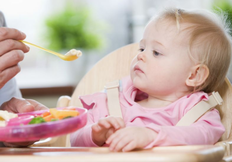 Papinha salgada para beb como preparar - Quitar mocos bebe 9 meses ...