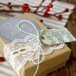 Aprenda a fazer embalagens para presentes de Natal 5